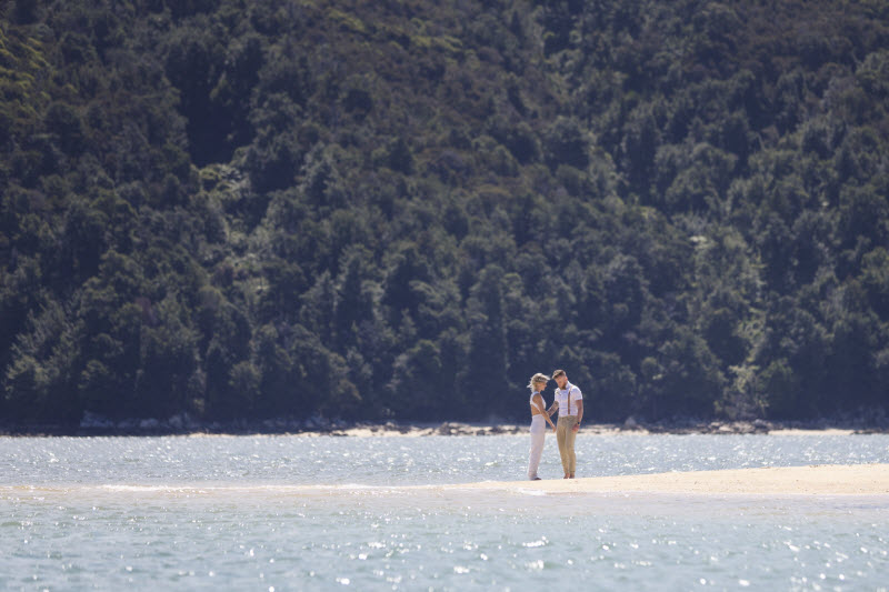 Beach wedding New Zealand Wedding Packages