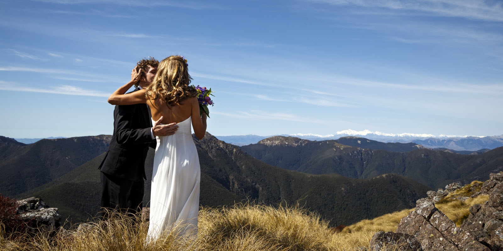 Mountain Wedding - New Zealand Wedding Packages