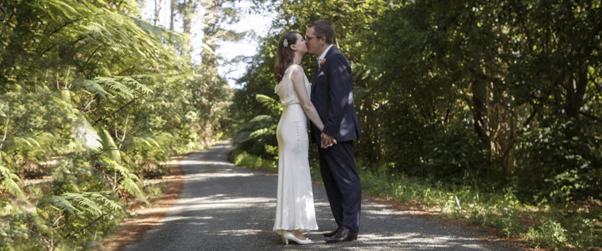 The Resurgence Eco Lodge Wedding - New Zealand Wedding Packages