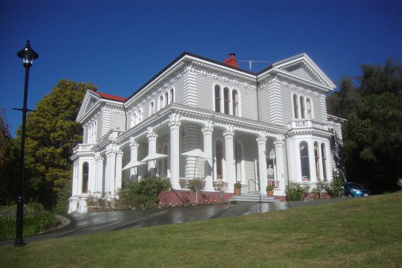 Nelson Melrose House New Zealand Wedding Package